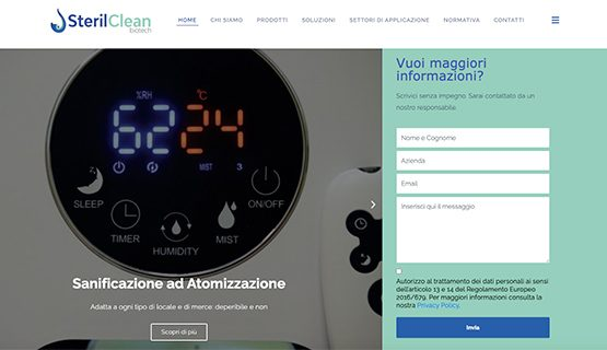 apertura steril clean biotech