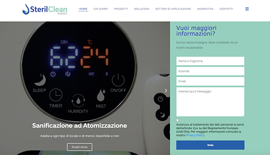 Steril Clean Biotech